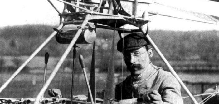 110 let prvega helikopterja