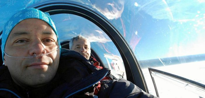 Kawa and Bobula – wave adventure above Ukraine