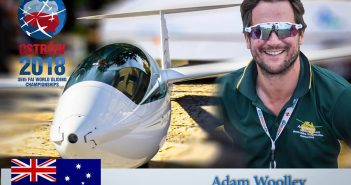 Adam Woolley: Positive attitude & hunger to succeed